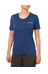 VAUDE Micro Mikeli IV T-Shirt Women sailor blue